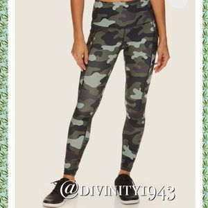 REEBOX slimming, butt enhancing camo leggings🚨
